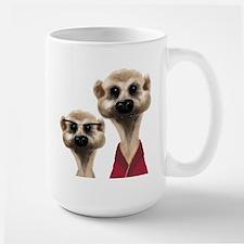 Large Meerkat Mug