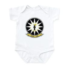VAW 116 Sun Kings Infant Bodysuit