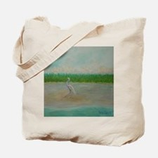 EAST COAST GREAT EGRET Tote Bag