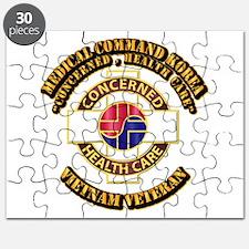 Medical Command Korea Puzzle
