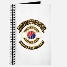 Medical Command Korea with Text Journal