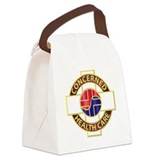Medical Command Korea Canvas Lunch Bag