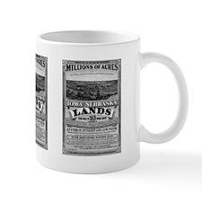 Burlington & Missouri River R Mug