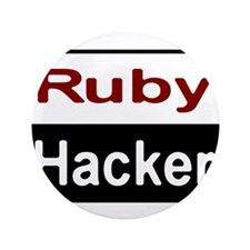 Ruby hacker Button