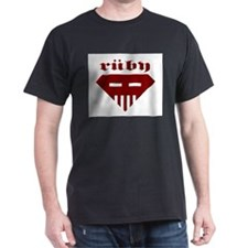Speed-metal Ruby Dark T-Shirt