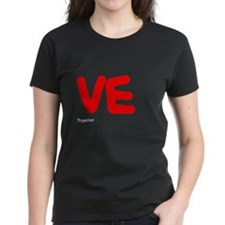 PerfectTogetherLove_Dark T-Shirt