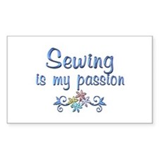 Sewing Passion Bumper Stickers