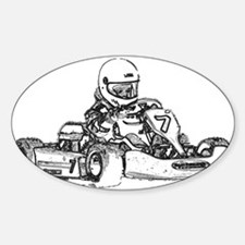 Kart Racing Decal