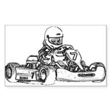Kart Racing Decal