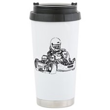 Kart Racing Travel Mug