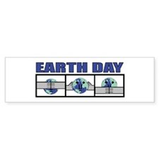 Earth Day Bumper Bumper Sticker