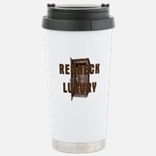 Redneck Luxury Travel Mug