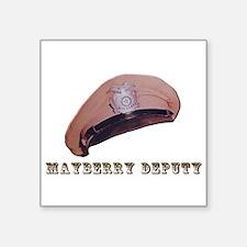Mayberry Deputy Hat Sticker
