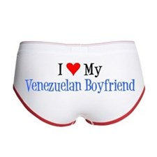 Love My Venezuelan Boyfriend Women's Boy Brief