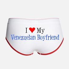 Love My Venezuelan Boyfriend Women's Boy Brief