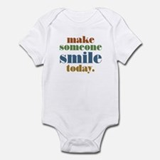 Make Someone Smile Infant Bodysuit