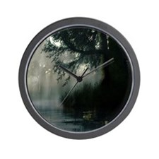 Rain II Wall Clock