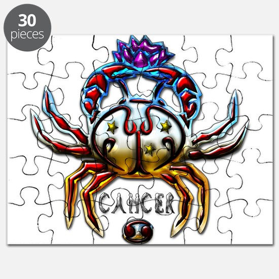 Cute Cancer astrology Puzzle