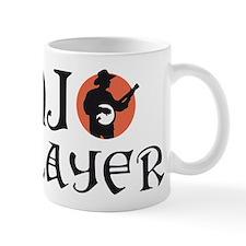 Banjo Player Mugs