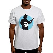 Banjo Player T-Shirt