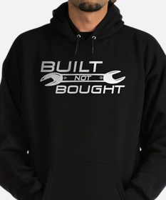 Built Not Bought Hoodie (dark)