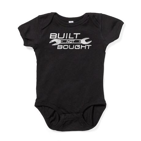 Built Not Bought Baby Bodysuit