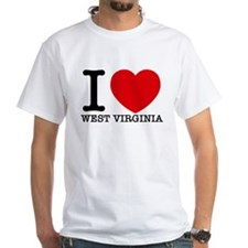 I Love West Virginia T-Shirt