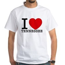 I Love Tennessee T-Shirt