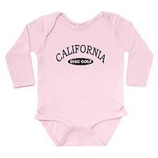 California Disc Golf Body Suit