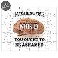 MIND READER Puzzle