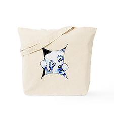 Inner Maltese Tote Bag