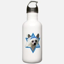 Hanukkah Star of David - Crestie Water Bottle