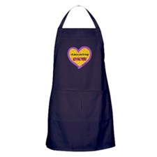 Spend My Whole Life Through-Elvis Presley Apron (d