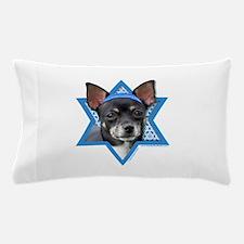 Hanukkah Star of David - Chihuahua Pillow Case