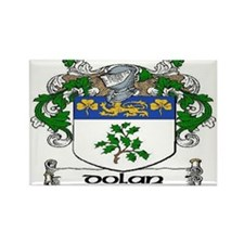Dolan Coat Of Arms Magnets