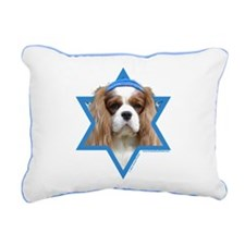 Hanukkah Star of David - Cavalier Rectangular Canv