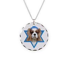 Hanukkah Star of David - Cavalier Necklace