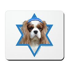 Hanukkah Star of David - Cavalier Mousepad