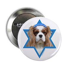 "Hanukkah Star of David - Cavalier 2.25"" Button"
