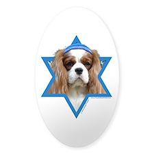 Hanukkah Star of David - Cavalier Decal
