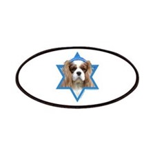 Hanukkah Star of David - Cavalier Patches
