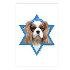 Hanukkah Star of David - Cavalier Postcards (Packa