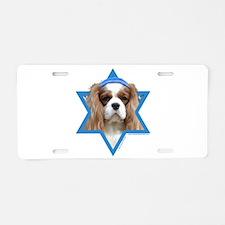 Hanukkah Star of David - Cavalier Aluminum License