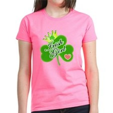 Irish Girl St. Patrick's Day Tee