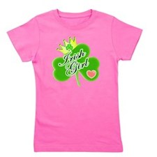 Irish Girl St. Patrick's Day Girl's Tee