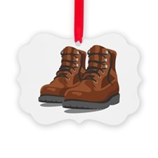 Hiking Boots Ornament