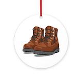 Hiking boots Ornaments