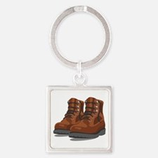 Hiking Boots Keychains