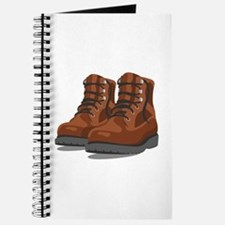 Hiking Boots Journal