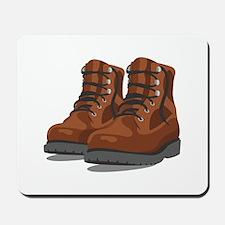 Hiking Boots Mousepad